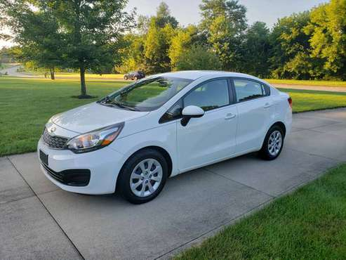 2013 Kia Rio EX Sedan CLEAN LOW MILES for sale in Clinton, OH