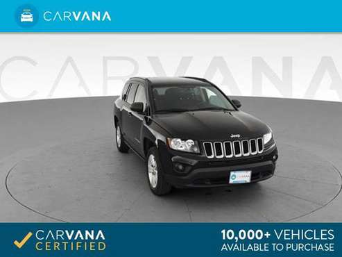 2016 Jeep Compass Sport SUV 4D suv Black - FINANCE ONLINE for sale in Arlington, District Of Columbia