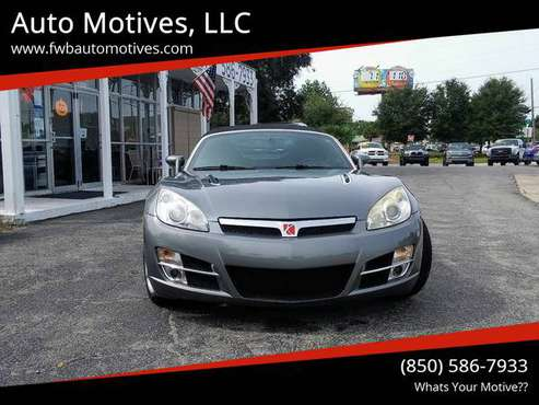 2007 Saturn Sky Convertible for sale in FWB, FL
