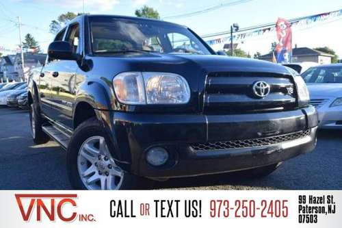 *2006* *Toyota* *Tundra* *Limited 4dr Double Cab 4WD SB* for sale in Paterson, MD