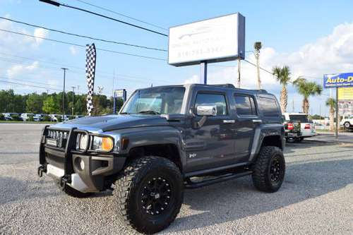 2008 Hummer H3 V8 Alpha Edition for sale in Wilmington, NC