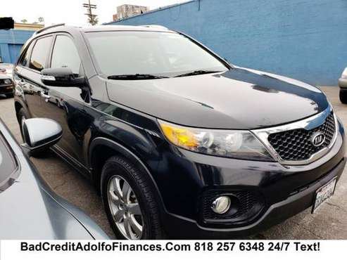 2013 Kia Sorento 2WD 4dr I4-GDI LX, BAD CREDIT! 1 JOB, MATRICULA EZ! for sale in Winnetka, CA