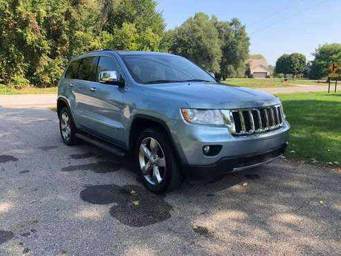 Jeep Grand Cherokee Limited 2012 for sale in Holt, MI