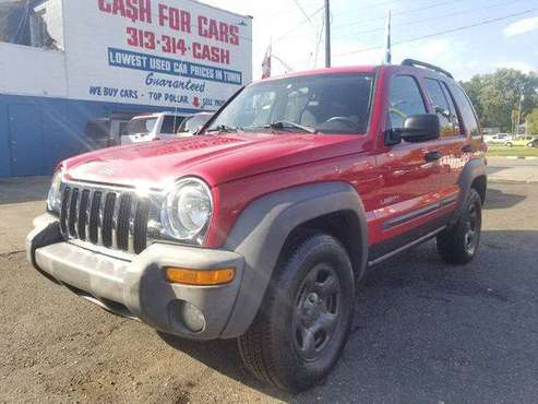 2004 Jeep Liberty Rocky Mountain 4WD 4dr SUV - BEST CASH PRICES... for sale in Warren, MI