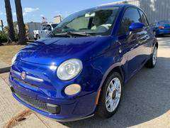 2012 fiat 500 pop auto zero down $119/mo. or $5600 cash low miles... for sale in Bixby, OK