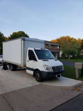 Sprinter 3500 box truck for sale in Lakeville, MN