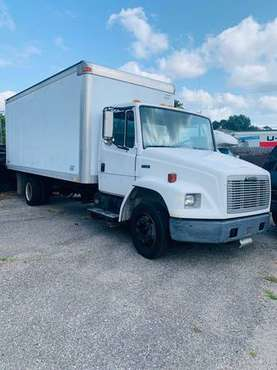 2003 FREIGHTLINER FL60 BOX TRUCK for sale in Portsmouth, VA
