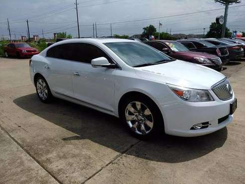 2011 Buick laCrosse . . DWN . START from. .$1500 N UP. .✓ 👍☎ for sale in Houston, TX