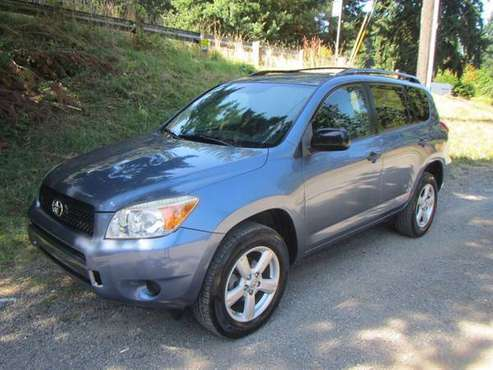 2008 Toyota RAV4 for sale in Shoreline, WA