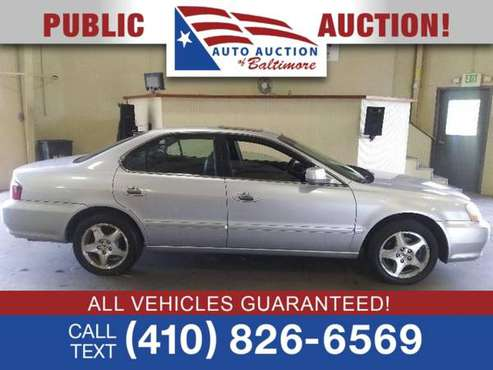 2002 Acura TL ***PUBLIC AUTO AUCTION***ALL CARS GUARANTEED*** for sale in Joppa, MD