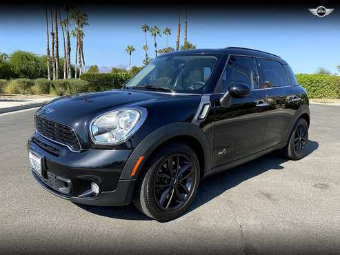 2012 Mini Cooper Countryman S AWD 71,000 Miles - cars & trucks - by... for sale in Palm Desert , CA