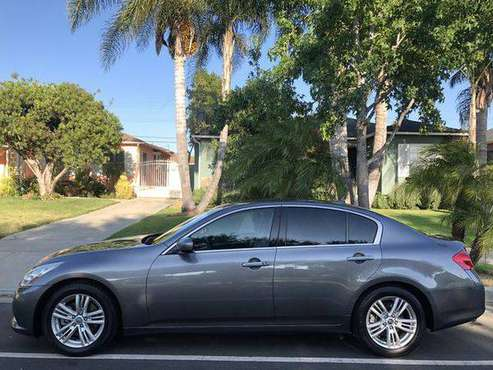 2010 INFINITI G G37 Journey Sedan 4D - FREE CARFAX ON EVERY VEHICLE for sale in Los Angeles, CA