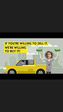 We buy cars/van for sale in Orlando, FL