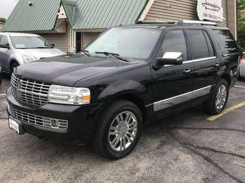2007 LINCOLN NAVIGATOR for sale in Cross Plains, WI