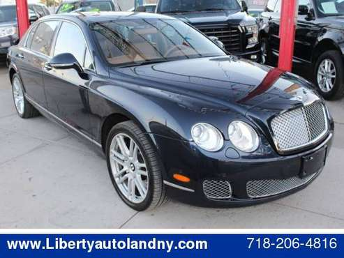 2012 Bentley Continental Flying Spur AWD 4dr Sedan **Guaranteed... for sale in Jamaica, NY