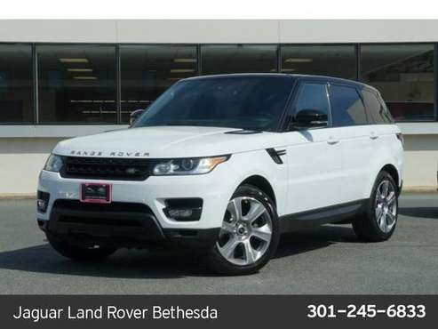 2015 Land Rover Range Rover Sport HSE 4x4 4WD Four Wheel SKU:FA619406 for sale in North Bethesda, District Of Columbia