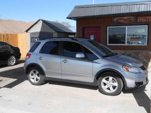 2011 Suzuki SX4 Crossover AWD with Technology Value Package for sale in Denver , CO