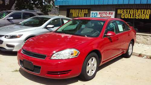 2008 CHEV IMPALA LT for sale in Green Bay, WI
