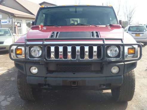 2003 HUMMER H2 ...Buy Pay Here *NO INTEREST-NO CREDIT CHECKS* for sale in Lancaster, NY