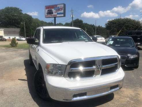2015 RAM 1500 SLT - cars & trucks - by dealer - vehicle automotive... for sale in Lawrenceville, GA