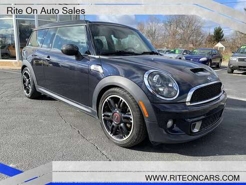 2011 Mini Cooper Clubman S - cars & trucks - by dealer - vehicle... for sale in FLAT ROCK, MI