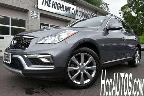 2017 INFINITI QX50 All Wheel Drive AWD SUV for sale in Waterbury, NY
