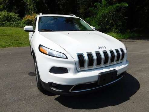 2015 Jeep Cherokee 4x4 4WD SUV BAD CREDIT DONT SWEAT IT! ✅ for sale in Baltimore, MD