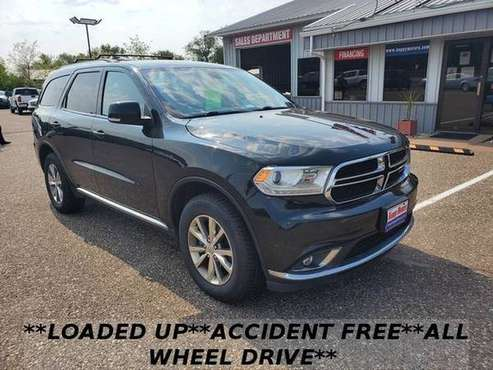 2014 Dodge Durango Limited - cars & trucks - by dealer - vehicle... for sale in Hinckley, MN