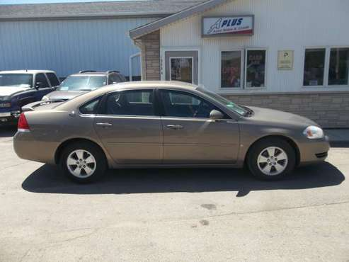 2007 Chevy Impala LT for sale in Sioux Falls, SD