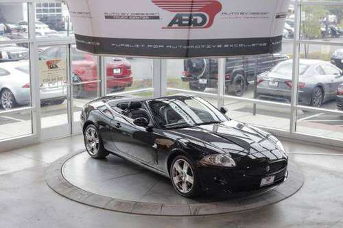 2008 Jaguar XK-Series XK Convertible Financing Available. Apply NOW!!! for sale in CHANTILLY, District Of Columbia