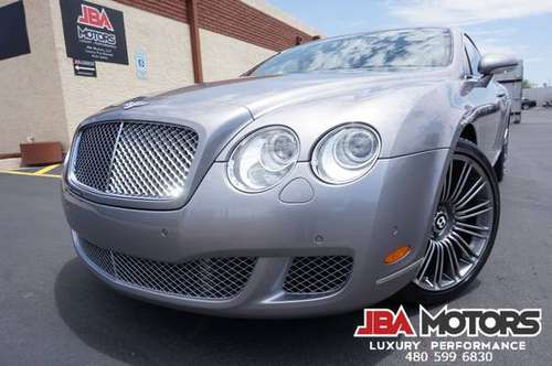 2008 Bentley Continental GT Speed Coupe with the Mulliner Package!! for sale in Mesa, AZ
