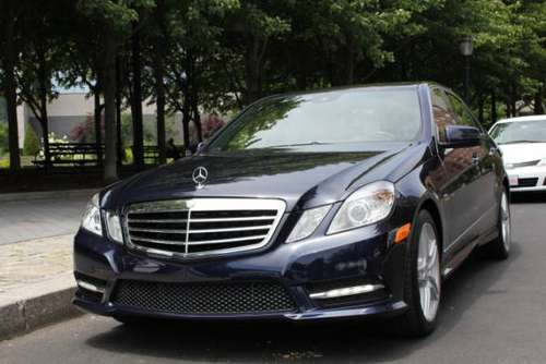 E350 Blutec Mercedes sedan sport for sale in Kingston, MA