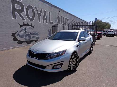"2015 Kia Optima LX ""20 inch Rims"" for sale in Phoenix, AZ"