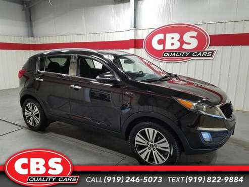 2015 Kia Sportage EX for sale in Durham, NC