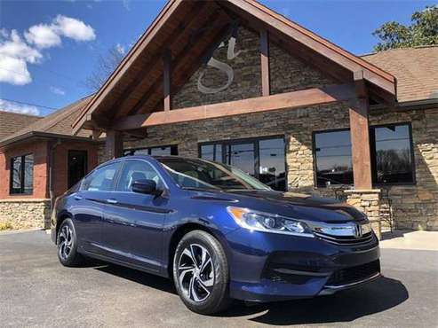 2016 Honda Accord Sedan LX for sale in Maryville, TN