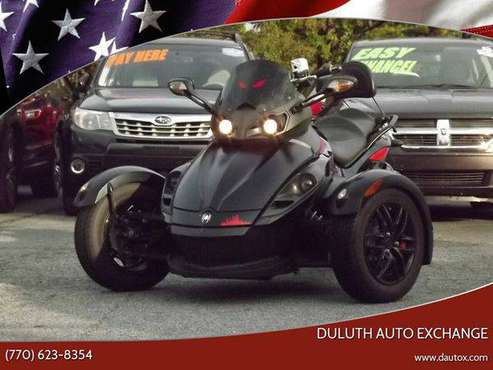 2009 Can-Am SPYDER GS 3 WHEELS STARTING DP AT $995! for sale in Duluth, GA