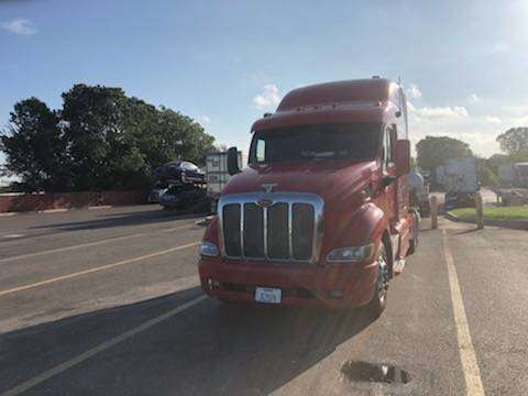 2007 Peterbilt 387 for sale in Marietta, TX