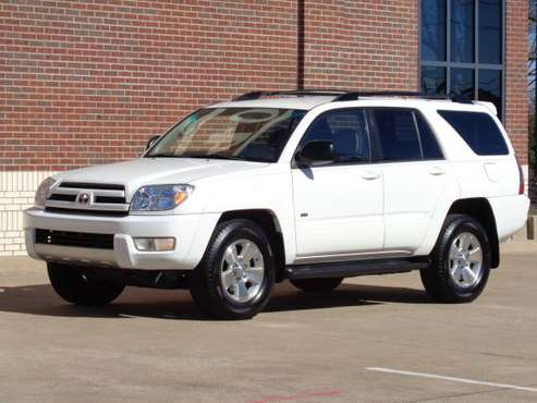 Toyota 4Runner From 2003 up to 2011 Great Condition's Fair Prices for sale in Dallas, TX