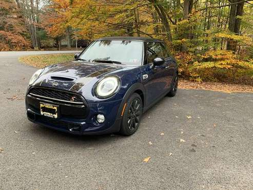 Mini Cooper S - cars & trucks - by owner - vehicle automotive sale for sale in Hoboken, NJ