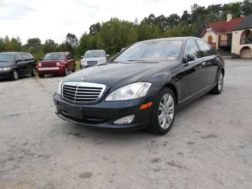Mercedes Benz S550 4 matic Navi One Owner **1 Year Warranty** for sale in Hampstead, ME