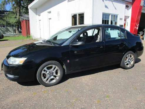 2003 Saturn Ion (4cy. 109K) for sale in Eau Claire, WI