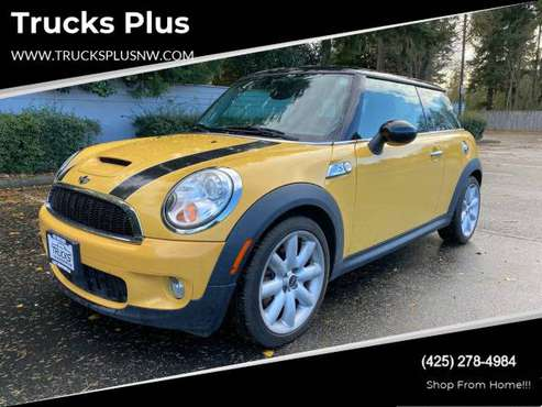 2007 MINI Cooper S 2dr Hatchback - cars & trucks - by dealer -... for sale in Seattle, WA