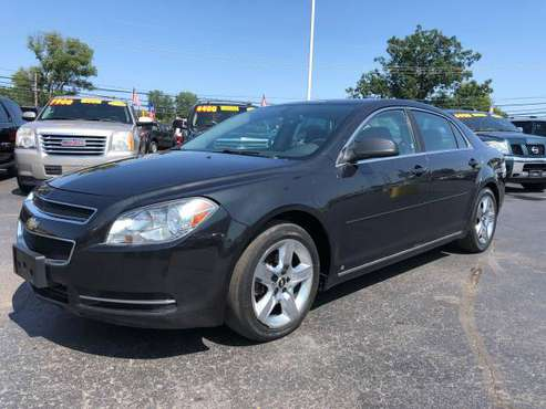 Deal! 2009 Chevy Malibu! Great Transportation! for sale in Ortonville, MI