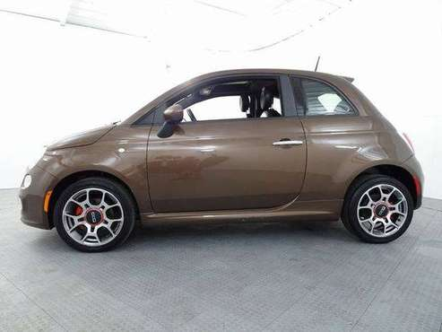 2013 FIAT 500 Sport Rates start at 3.49% Bad credit also ok! for sale in McKinney, TX