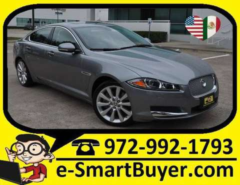 2013 JAGUAR XF CASH/BANKs/CREDIT UNIONs/BuyHere PayHere for sale in Dallas, TX