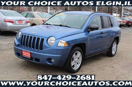2007 *JEEP* *COMPASS* GAS SAVER CD KEYLES ALLOY GOOD TIRES 371050 for sale in Elgin, IL