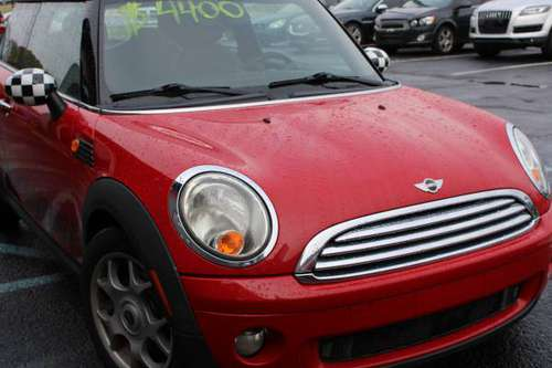 2010 MINI Hardtop - cars & trucks - by dealer - vehicle automotive... for sale in Whitestown, IN