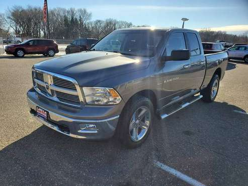 2011 Ram 1500 Hemi Quad Cab - cars & trucks - by dealer - vehicle... for sale in Hinckley, MN