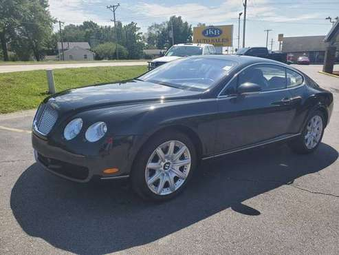 2004ContinentalGTCoupe We Finance for sale in Harrisonville, MO