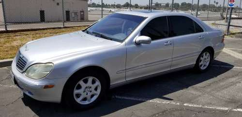 ÷÷÷÷÷÷÷÷÷÷ 2002 Mercedes Benz 430 S Class ÷÷÷÷÷÷÷÷÷÷ for sale in ALHAMBRA, CA